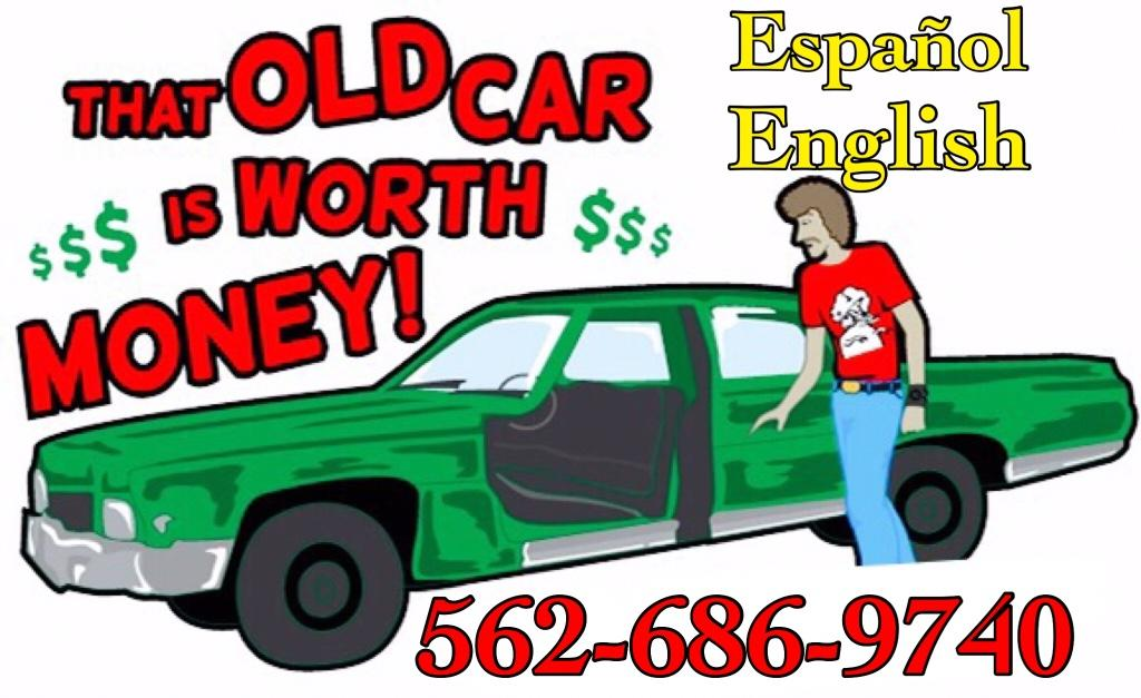 Cash for junks and unwanted cars, Norwalk ca