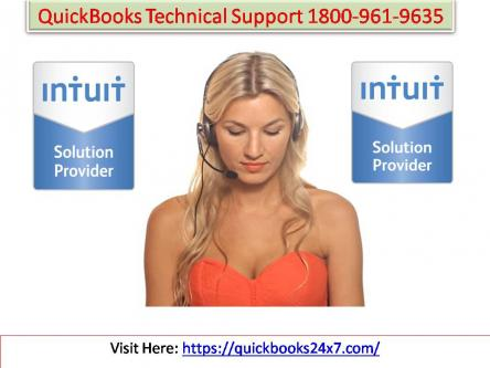 QuickBooks Support Phone Number +1800 961 9635 Help Desk Number   Image 1